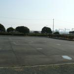 神野埠頭 公園駐車場